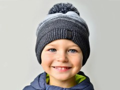 Fiú téli sapka Gyerek sál,sapka,kesztyű