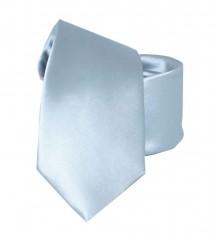 Slim nyakkendő - Ezüst