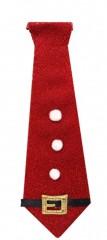 Mikulás party nyakkendő