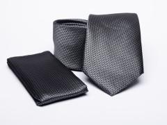 Prémium nyakkendő szett - Szürke Nyakkendő szettek