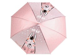 Gyerek kilövős esernyő - Nyuszi Gyerek esernyő, esőkabát