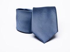 Prémium nyakkendő -  Kék aprómintás Aprómintás nyakkendő