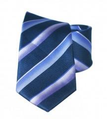 Newsmen gyerek nyakkendő - Kék-lila Gyerek nyakkendők