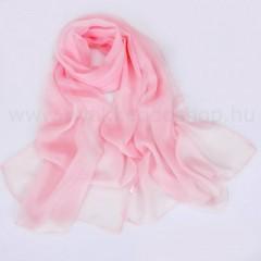 Női muszlin kendő - Rózsaszín