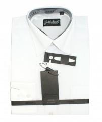 Goldenland hosszúujjú ing - Fehér Normál fazon