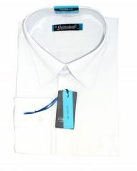 Goldenland extra hosszúujjú ing - Fehér Extra méret