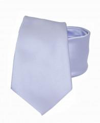 NM szatén nyakkendő - Orgonalila
