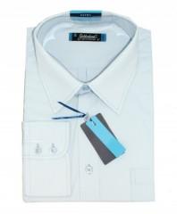 Goldenland extra hosszúujjú ing - Halványkék Extra méret