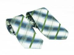 NM apa-fia nyakkendő szett - Zöld csíkos Apa-fia szett
