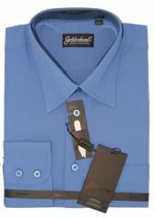Goldenland hosszúujjú ing - Középkék