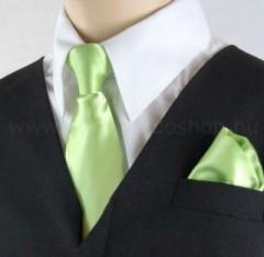 Gyerek nyakkendő szett - Almazöld Gyerek nyakkendők