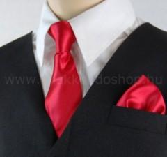 Gyerek nyakkendő szett - Piros Gyerek nyakkendők