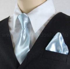 Gyerek nyakkendő szett - Világoskék Gyerek nyakkendők