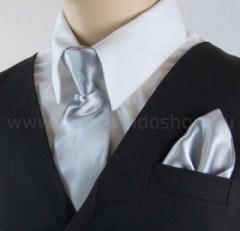 Gyerek nyakkendő szett - Ezüst Gyerek nyakkendők