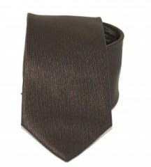 Goldenland gyerek nyakkendő - Sötétbarna