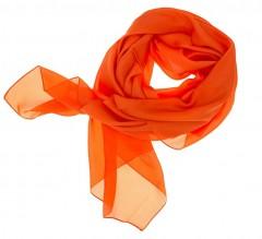 Női muszlin kendő - Narancssárga