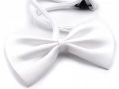 Csokornyakkendő - Fehér
