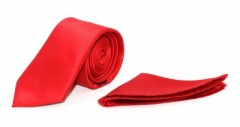 Goldenland slim szett - Piros Szett