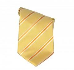 G.L selyemnyakkendő  - Aranysárga csíkos