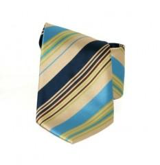 Classic prémium nyakkendő - Kék csíkos