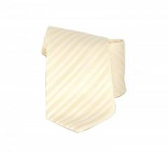 Classic prémium nyakkendő dísztasakban - Arany csíkos