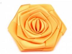 Szatén rózsa - Sárga