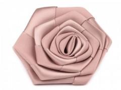 Szatén rózsa - Púder