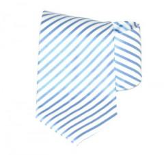 Goldenland nyakkendő - Kék-fehér csíkos