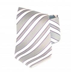 Goldenland nyakkendő - Szürke csíkos