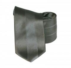 Classic prémium nyakkendő - Fekete csíkos Csíkos nyakkendő