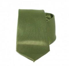 Goldenland slim nyakkendő - Méregzöld