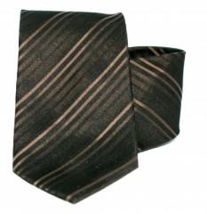 G.L selyemnyakkendő  - Barna csíkos