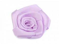 Szatén rózsa - Lila