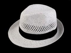 Nyári szalma kalap - Fehér