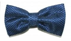Goldenland csokornyakkendő - Kék mintás