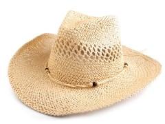 Cowboy szalma kalap - Natur Kalap, Sapka