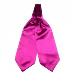 Férfi ascot sál - Pink