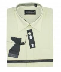 Goldenland rövidujjú ing - Halványzöld